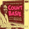 Cover of the album Count Basie, Vol. 1 (1954)
