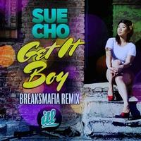 Couverture du titre Get It Boy (BreaksMafia Remix) - Single