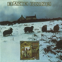 Cover of the track Back Door
