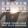 Couverture du titre I Need Your Love