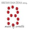 Couverture de l'album Music of Croatia - Sretan Dan zena