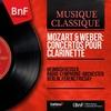 Couverture du titre Concerto pour Clarinettes, Rondo Allegro