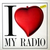 Couverture de l'album I Love My Radio - Single
