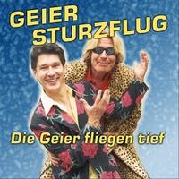 Cover of the track Die Geier fliegen tief