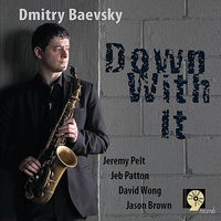 Cover of the track Down With It