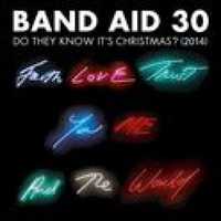 Cover of the track Do They Know It's Christmas? (2014) - Single