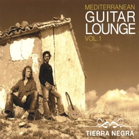 Cover of the track Mediterranean Guitar Lounge Vol. 1