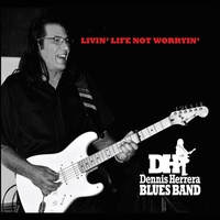 Cover of the track Livin' Life Not Worryin'
