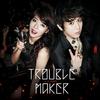 Couverture de l'album Trouble Maker - EP