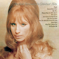 Cover of the track Barbra Streisand's Greatest Hits