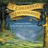Couverture de l'album A Childhood Remembered