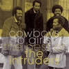 Cover of the album The Best of the Intruders - Cowboys to Girls