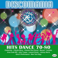 Cover of the track Discomania: Hits Dance 70-80,  Vol. 6