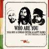 Couverture de l'album Who Are You - Single