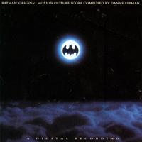 Couverture du titre Batman: Original Motion Picture Score