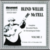 Cover of the album Blind Willie McTell Vol. 2 (1931 - 1933)