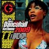 Couverture de l'album The Biggest Ragga Dancehall Anthems 2009