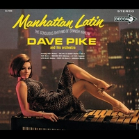Cover of the track Manhattan Latin