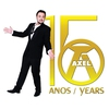 Cover of the album Axel, O Álbum: 15 Anos / Years