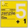 Couverture de l'album Zenzile & Jamika Meet Cello
