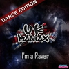 Cover of the album I'm a Raver (Dance Edition)