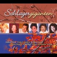 Couverture du titre Schlagergiganten