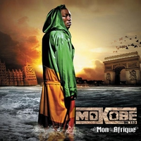 Cover of the track Mon Afrique