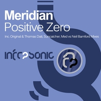 Cover of the track Postive Zero - Single