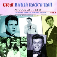 Cover of the track Great British Rock 'n' Roll - Just About As Good As It Gets!, Vol. 4