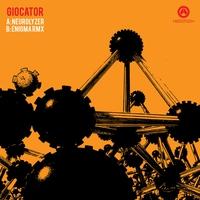 Couverture du titre Neurolyzer / Enigma - Remix - Single