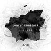 Cover of the track Lonely Together (Alan Walker remix)