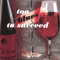 Cover of the track Too Blues to Succeed