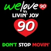 Cover of the track Don't Stop Movin' (Gettin' Right mix)
