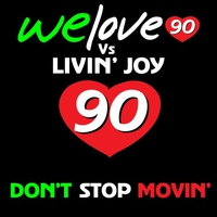 Cover of the track Don't Stop Movin'
