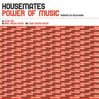 Cover of the track Power of Music - EP