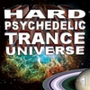 Cover of the album Hard Psychedelic Trance Universe V1