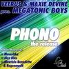 Cover of the track Phono (Maurizio Benedetta & Regenmusik Remix)