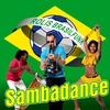 Couverture de l'album Sambadance - EP