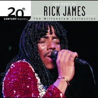 Cover of the track 20th Century Masters: The Millennium Collection: The Best of Rick James