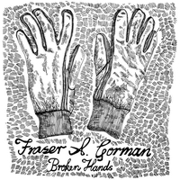 Cover of the track Broken Hands - Single