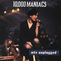 Cover of the track MTV Unplugged: 10,000 Maniacs