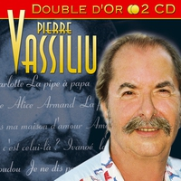 Cover of the track Double d'or : Pierre Vassiliu
