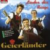 Couverture du titre Lieder der Sehnsucht