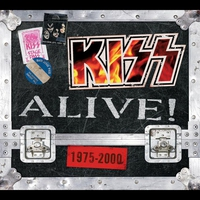 Cover of the track Alive! (1975-2000)