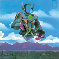 Cover of the track Monster Movie (Remastered)