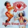 Couverture du titre I Love Texas Girls