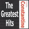 Couverture de l'album Eddie Constantine: The Greatest Hits