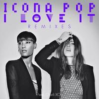 Couverture du titre I Love It (feat. Charli XCX) [Remixes]