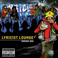 Cover of the track Lyricist Lounge, Vol. 1