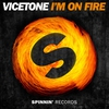 Couverture du titre I'm on fire (Radio Edit)
